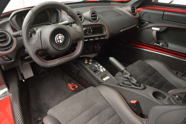 Used 2015 Alfa Romeo 4C Launch Edition for sale Sold at Rolls-Royce Motor Cars Greenwich in Greenwich CT 06830 13