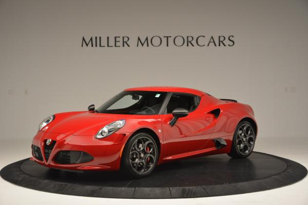 Used 2015 Alfa Romeo 4C Launch Edition for sale Sold at Rolls-Royce Motor Cars Greenwich in Greenwich CT 06830 2