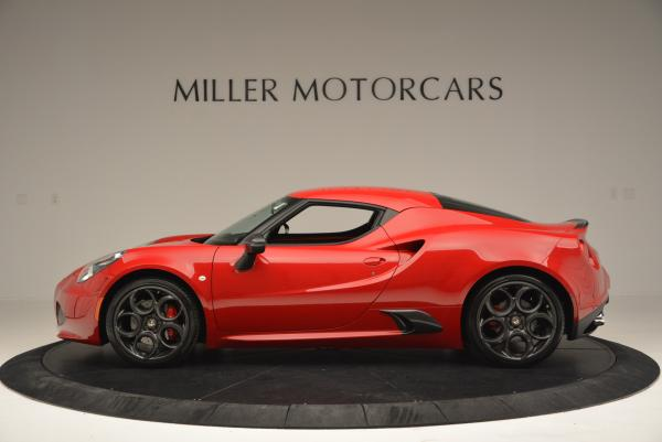Used 2015 Alfa Romeo 4C Launch Edition for sale Sold at Rolls-Royce Motor Cars Greenwich in Greenwich CT 06830 3
