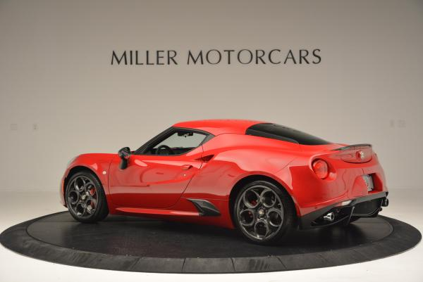 Used 2015 Alfa Romeo 4C Launch Edition for sale Sold at Rolls-Royce Motor Cars Greenwich in Greenwich CT 06830 4