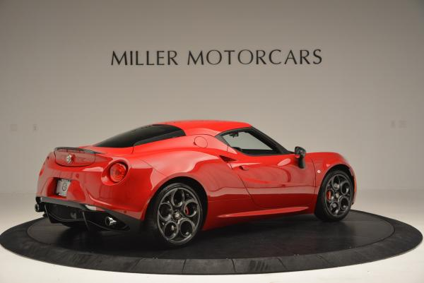 Used 2015 Alfa Romeo 4C Launch Edition for sale Sold at Rolls-Royce Motor Cars Greenwich in Greenwich CT 06830 8