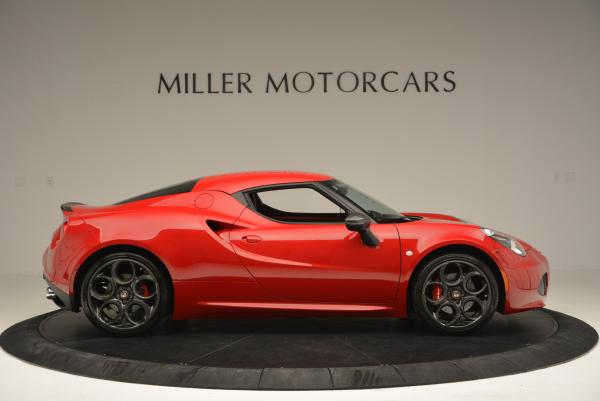 Used 2015 Alfa Romeo 4C Launch Edition for sale Sold at Rolls-Royce Motor Cars Greenwich in Greenwich CT 06830 9