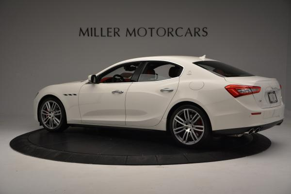 New 2016 Maserati Ghibli S Q4 for sale Sold at Rolls-Royce Motor Cars Greenwich in Greenwich CT 06830 4