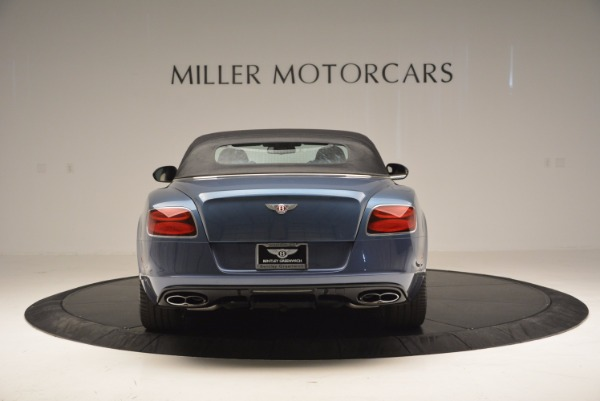 Used 2014 Bentley Continental GT V8 S Convertible for sale Sold at Rolls-Royce Motor Cars Greenwich in Greenwich CT 06830 17