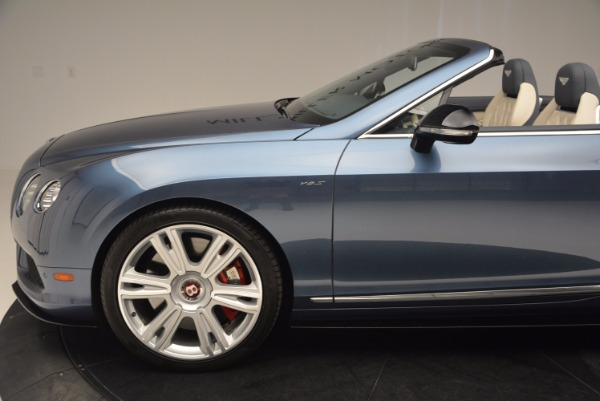 Used 2014 Bentley Continental GT V8 S Convertible for sale Sold at Rolls-Royce Motor Cars Greenwich in Greenwich CT 06830 26