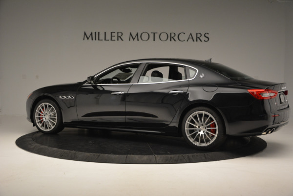 New 2017 Maserati Quattroporte S Q4 GranLusso for sale Sold at Rolls-Royce Motor Cars Greenwich in Greenwich CT 06830 4