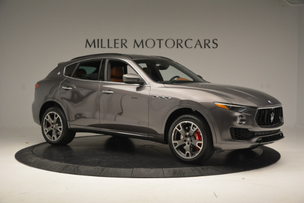 New 2017 Maserati Levante S for sale Sold at Rolls-Royce Motor Cars Greenwich in Greenwich CT 06830 10
