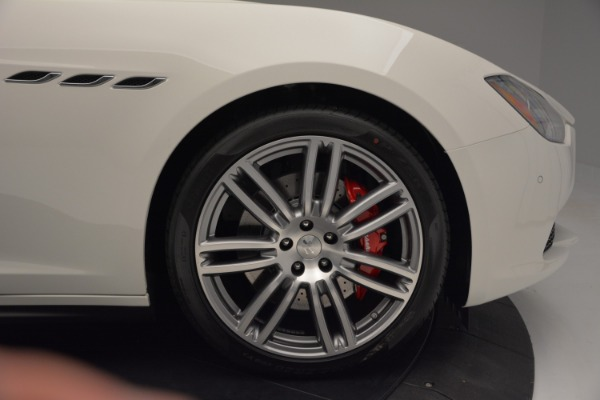 New 2017 Maserati Ghibli S Q4 for sale Sold at Rolls-Royce Motor Cars Greenwich in Greenwich CT 06830 27
