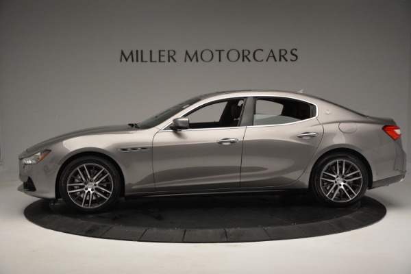 Used 2017 Maserati Ghibli S Q4 EX-LOANER for sale Sold at Rolls-Royce Motor Cars Greenwich in Greenwich CT 06830 3