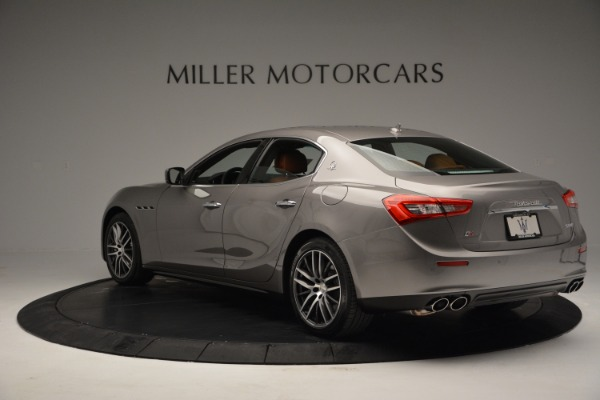 Used 2017 Maserati Ghibli S Q4 EX-LOANER for sale Sold at Rolls-Royce Motor Cars Greenwich in Greenwich CT 06830 5