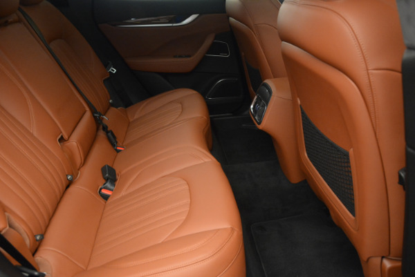New 2017 Maserati Levante for sale Sold at Rolls-Royce Motor Cars Greenwich in Greenwich CT 06830 24