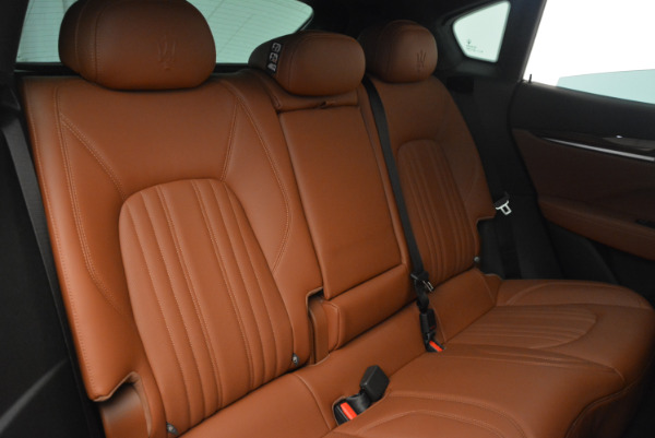 New 2017 Maserati Levante for sale Sold at Rolls-Royce Motor Cars Greenwich in Greenwich CT 06830 25
