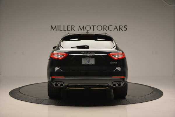 New 2017 Maserati Levante for sale Sold at Rolls-Royce Motor Cars Greenwich in Greenwich CT 06830 6