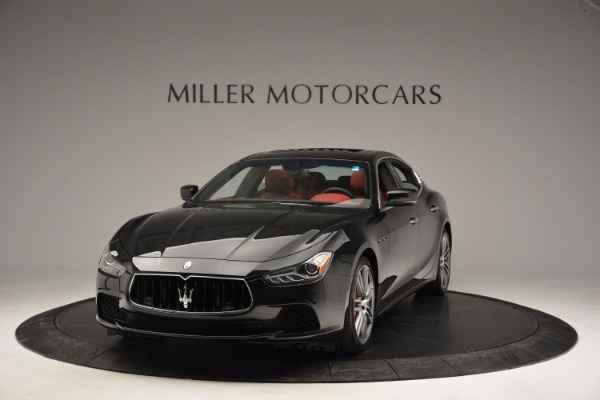 New 2017 Maserati Ghibli S Q4 for sale Sold at Rolls-Royce Motor Cars Greenwich in Greenwich CT 06830 14