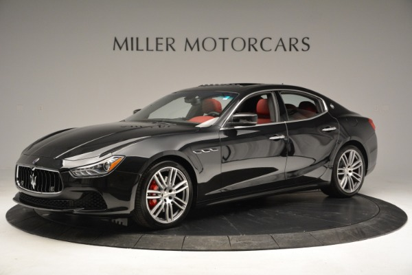 New 2017 Maserati Ghibli S Q4 for sale Sold at Rolls-Royce Motor Cars Greenwich in Greenwich CT 06830 17