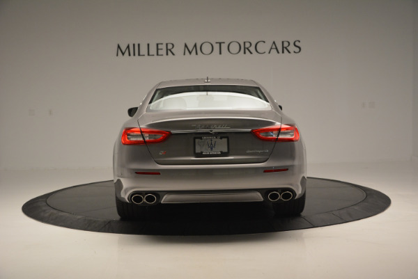 New 2017 Maserati Quattroporte S Q4 GranLusso for sale Sold at Rolls-Royce Motor Cars Greenwich in Greenwich CT 06830 6