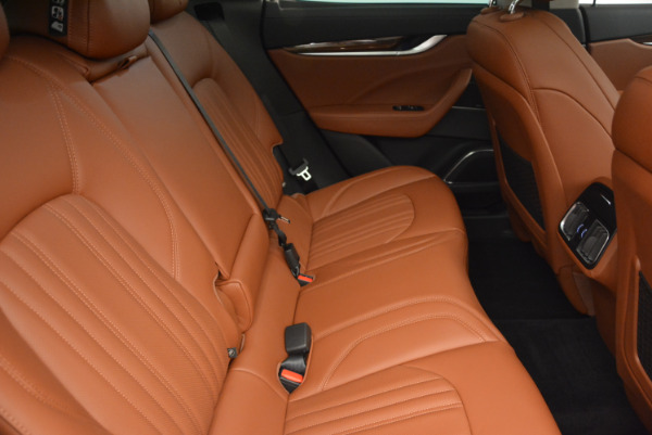 New 2017 Maserati Levante for sale Sold at Rolls-Royce Motor Cars Greenwich in Greenwich CT 06830 23
