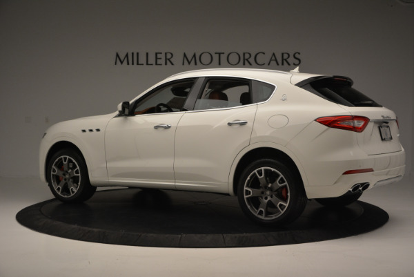 New 2017 Maserati Levante for sale Sold at Rolls-Royce Motor Cars Greenwich in Greenwich CT 06830 4