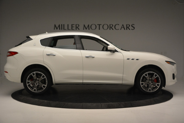New 2017 Maserati Levante for sale Sold at Rolls-Royce Motor Cars Greenwich in Greenwich CT 06830 9