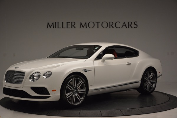 Used 2016 Bentley Continental GT for sale Sold at Rolls-Royce Motor Cars Greenwich in Greenwich CT 06830 2