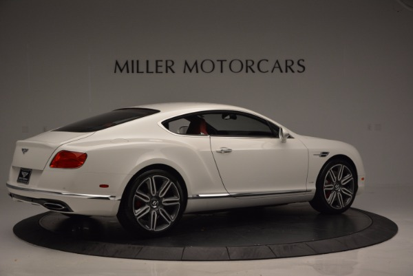 Used 2016 Bentley Continental GT for sale Sold at Rolls-Royce Motor Cars Greenwich in Greenwich CT 06830 8