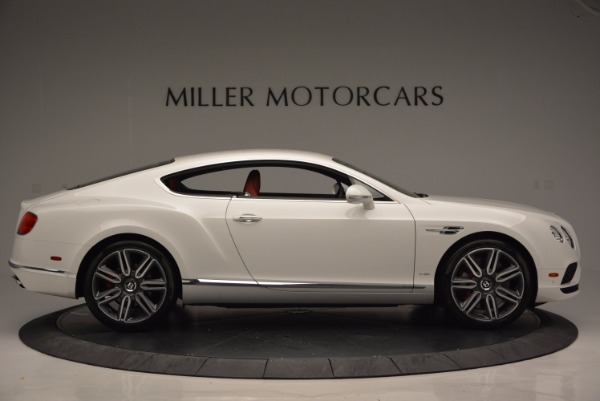 Used 2016 Bentley Continental GT for sale Sold at Rolls-Royce Motor Cars Greenwich in Greenwich CT 06830 9