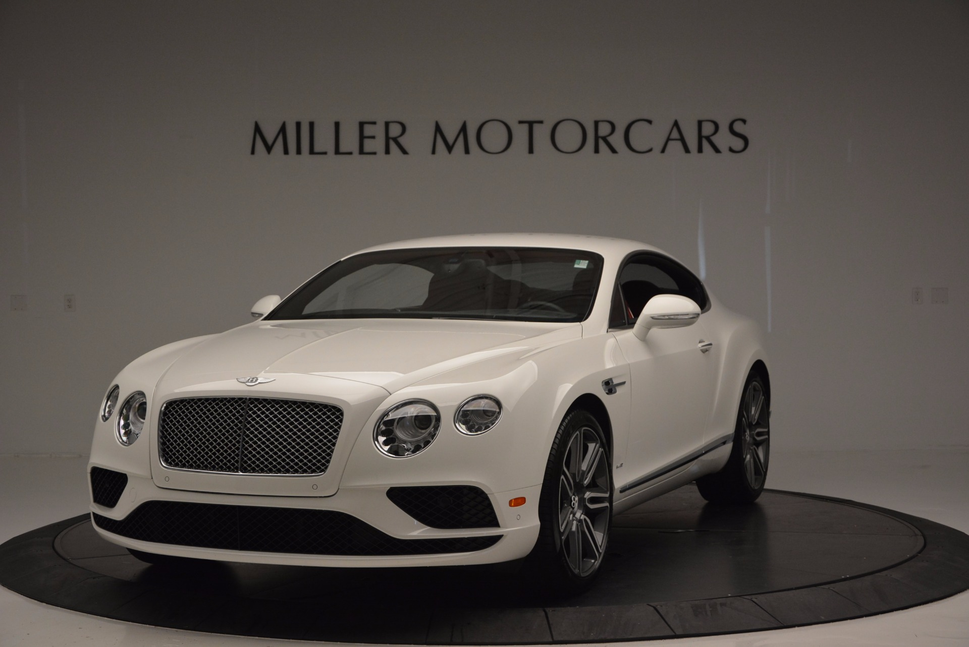 Used 2016 Bentley Continental GT for sale Sold at Rolls-Royce Motor Cars Greenwich in Greenwich CT 06830 1