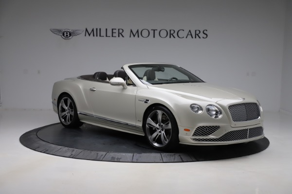 Used 2016 Bentley Continental GTC Speed for sale Sold at Rolls-Royce Motor Cars Greenwich in Greenwich CT 06830 12
