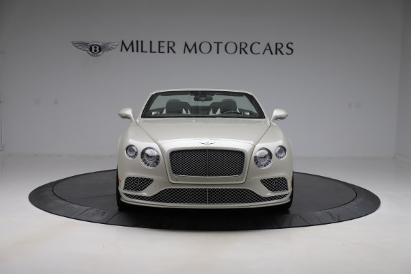 Used 2016 Bentley Continental GTC Speed for sale Sold at Rolls-Royce Motor Cars Greenwich in Greenwich CT 06830 13