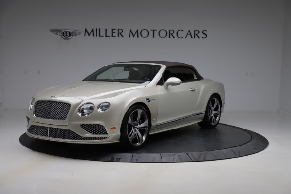 Used 2016 Bentley Continental GTC Speed for sale Sold at Rolls-Royce Motor Cars Greenwich in Greenwich CT 06830 14
