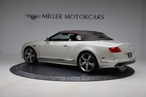 Used 2016 Bentley Continental GTC Speed for sale Sold at Rolls-Royce Motor Cars Greenwich in Greenwich CT 06830 16