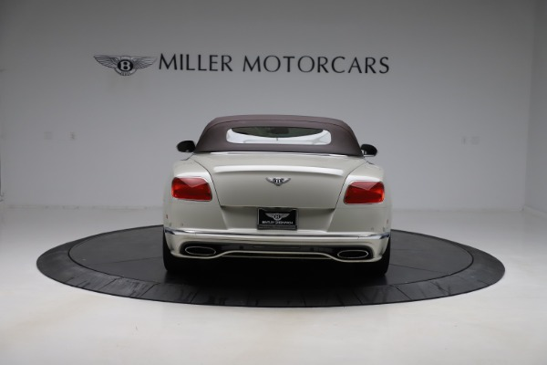Used 2016 Bentley Continental GTC Speed for sale Sold at Rolls-Royce Motor Cars Greenwich in Greenwich CT 06830 17