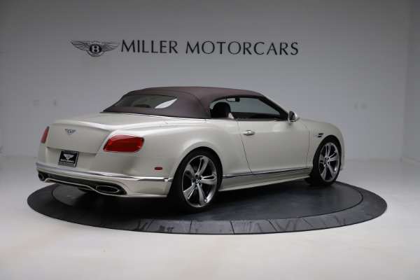 Used 2016 Bentley Continental GTC Speed for sale Sold at Rolls-Royce Motor Cars Greenwich in Greenwich CT 06830 18