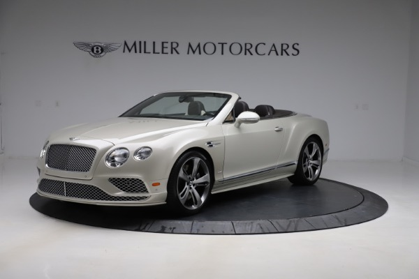 Used 2016 Bentley Continental GTC Speed for sale Sold at Rolls-Royce Motor Cars Greenwich in Greenwich CT 06830 2
