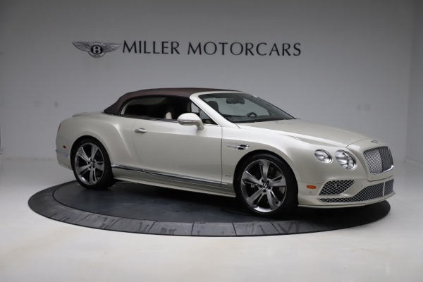 Used 2016 Bentley Continental GTC Speed for sale Sold at Rolls-Royce Motor Cars Greenwich in Greenwich CT 06830 20
