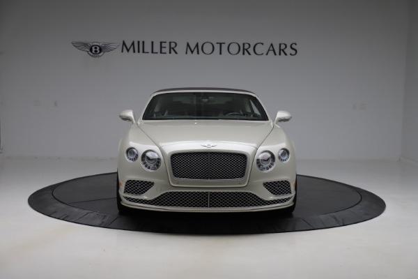 Used 2016 Bentley Continental GTC Speed for sale Sold at Rolls-Royce Motor Cars Greenwich in Greenwich CT 06830 21