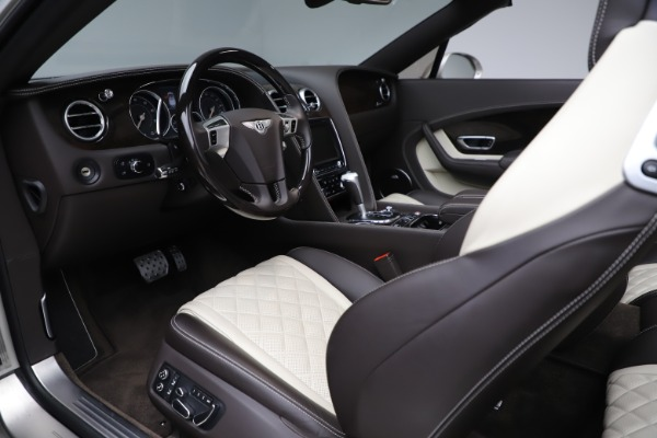 Used 2016 Bentley Continental GTC Speed for sale Sold at Rolls-Royce Motor Cars Greenwich in Greenwich CT 06830 26