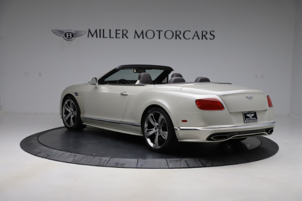 Used 2016 Bentley Continental GTC Speed for sale Sold at Rolls-Royce Motor Cars Greenwich in Greenwich CT 06830 5