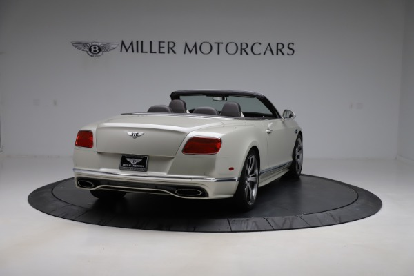 Used 2016 Bentley Continental GTC Speed for sale Sold at Rolls-Royce Motor Cars Greenwich in Greenwich CT 06830 7