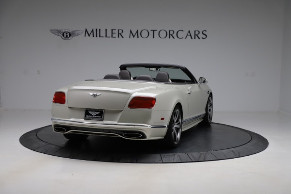 Used 2016 Bentley Continental GTC Speed for sale Sold at Rolls-Royce Motor Cars Greenwich in Greenwich CT 06830 8