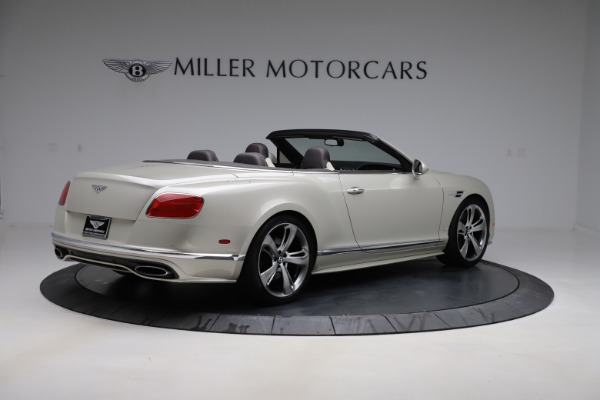 Used 2016 Bentley Continental GTC Speed for sale Sold at Rolls-Royce Motor Cars Greenwich in Greenwich CT 06830 9