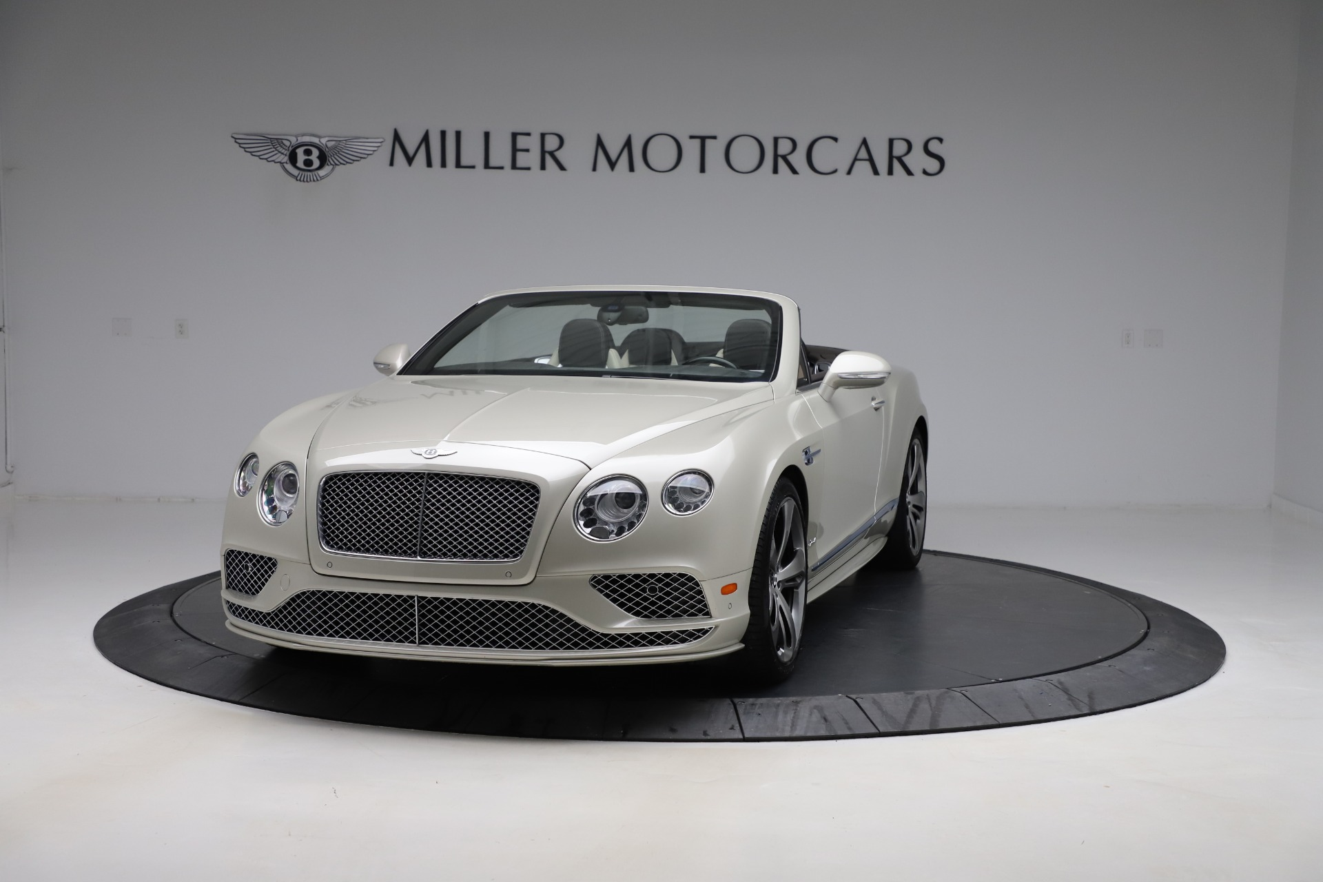 Used 2016 Bentley Continental GTC Speed for sale Sold at Rolls-Royce Motor Cars Greenwich in Greenwich CT 06830 1
