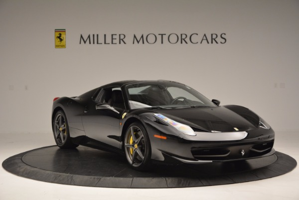 Used 2014 Ferrari 458 Spider for sale Sold at Rolls-Royce Motor Cars Greenwich in Greenwich CT 06830 23