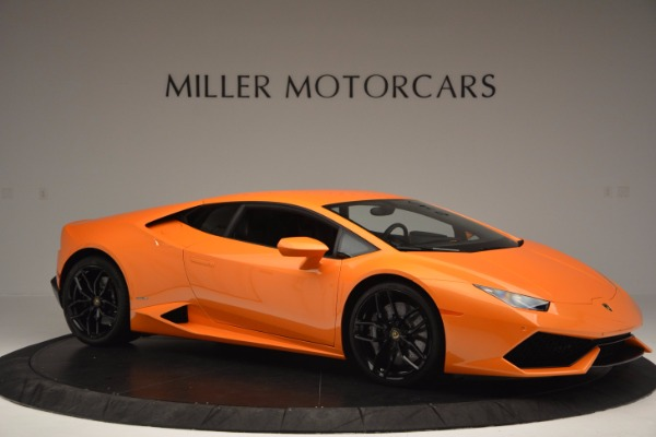 Used 2015 Lamborghini Huracan LP 610-4 for sale Sold at Rolls-Royce Motor Cars Greenwich in Greenwich CT 06830 10