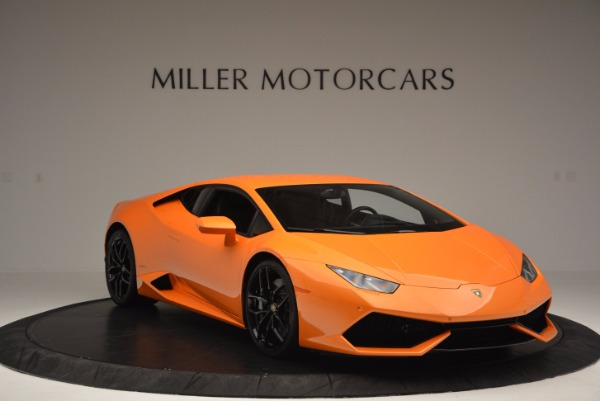 Used 2015 Lamborghini Huracan LP 610-4 for sale Sold at Rolls-Royce Motor Cars Greenwich in Greenwich CT 06830 11