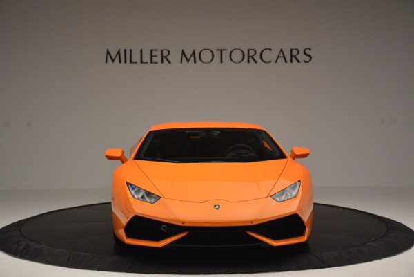 Used 2015 Lamborghini Huracan LP 610-4 for sale Sold at Rolls-Royce Motor Cars Greenwich in Greenwich CT 06830 12