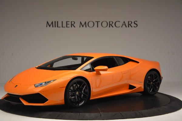 Used 2015 Lamborghini Huracan LP 610-4 for sale Sold at Rolls-Royce Motor Cars Greenwich in Greenwich CT 06830 2