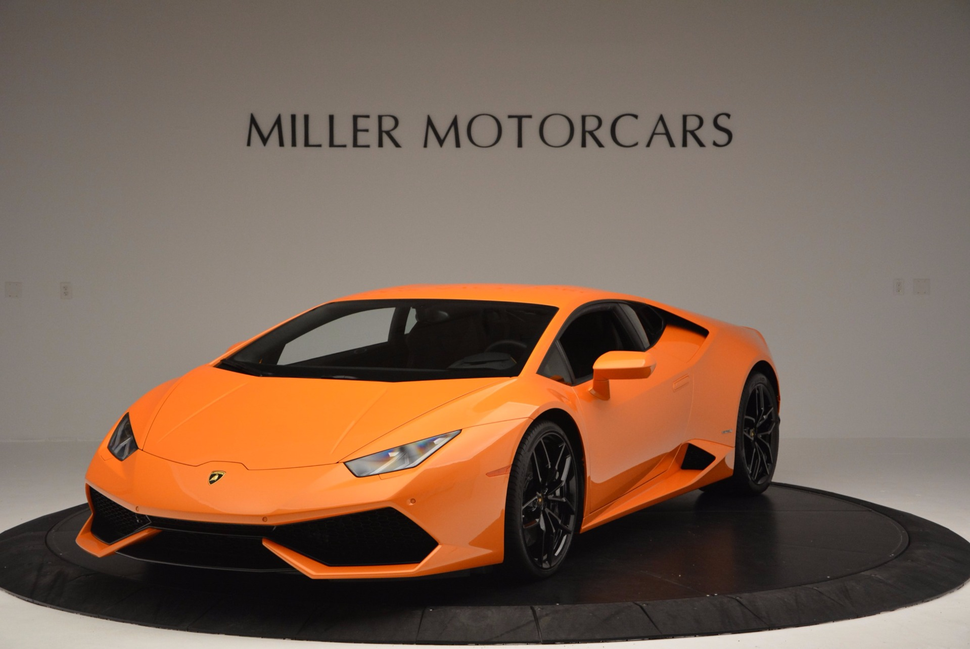 Used 2015 Lamborghini Huracan LP 610-4 for sale Sold at Rolls-Royce Motor Cars Greenwich in Greenwich CT 06830 1