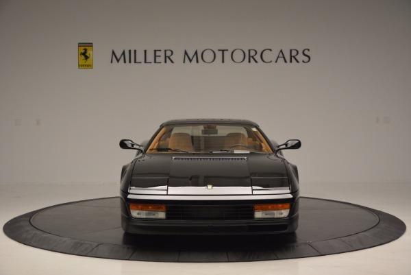 Used 1989 Ferrari Testarossa for sale Sold at Rolls-Royce Motor Cars Greenwich in Greenwich CT 06830 12