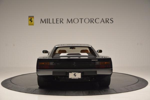 Used 1989 Ferrari Testarossa for sale Sold at Rolls-Royce Motor Cars Greenwich in Greenwich CT 06830 6